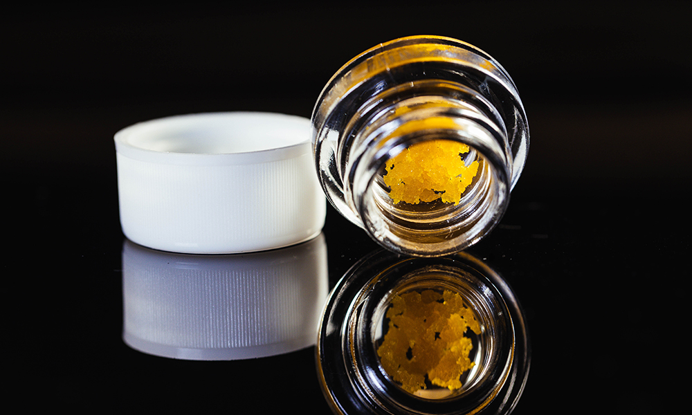 Types of Concentrates Found at the Dispensary